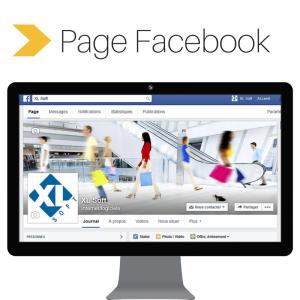 Facebook drive-to-storeXL SOFT C'est le nombre actuel d'utilisateurs du réseau social. Inutile d'aller beaucoup plus loin pour prouver la visibilité hors-du-commun que peut apporter Facebook à un magasin ou à une marque. Autant ne pas s'en priver !