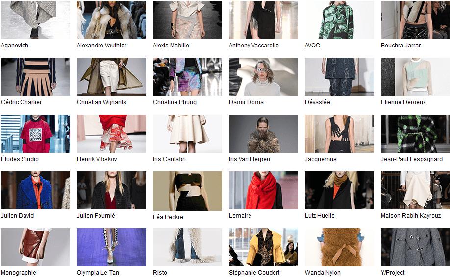 Défilés mode 2015 - xl pos mode