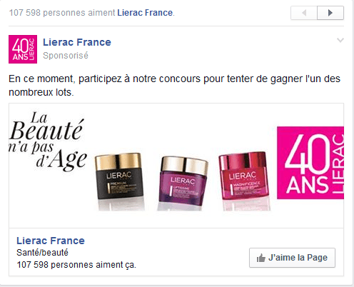 Post concours facebook - XL Soft