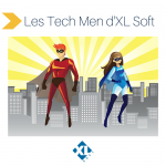Les Tech Men d'XL Soft