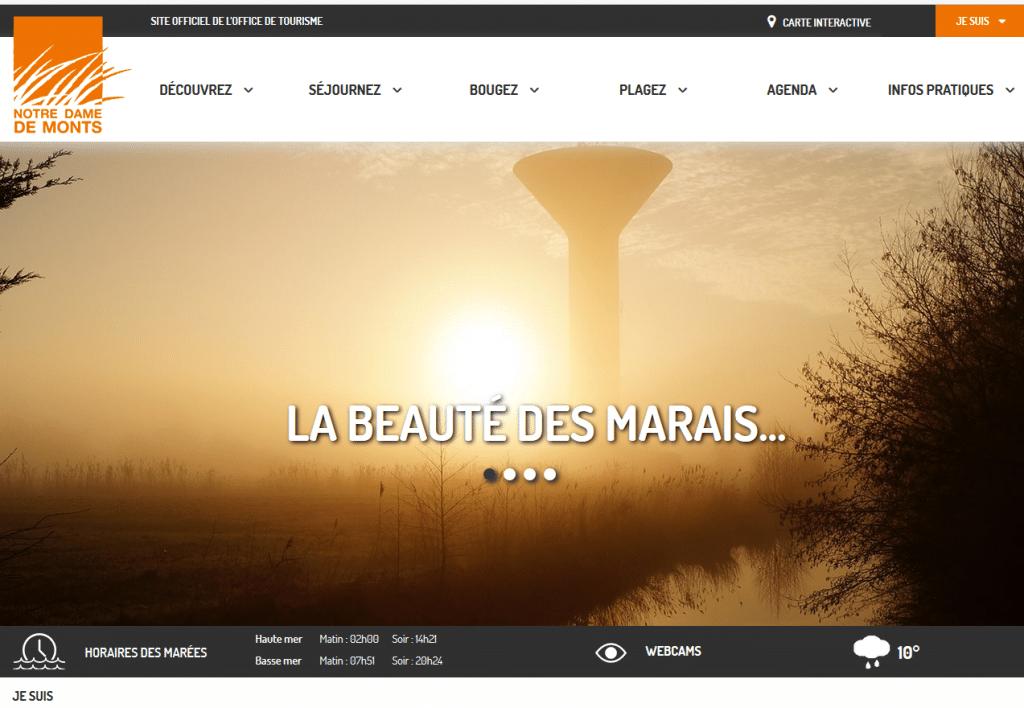 Témoignage Office de Tourisme Notre Dame des Mons