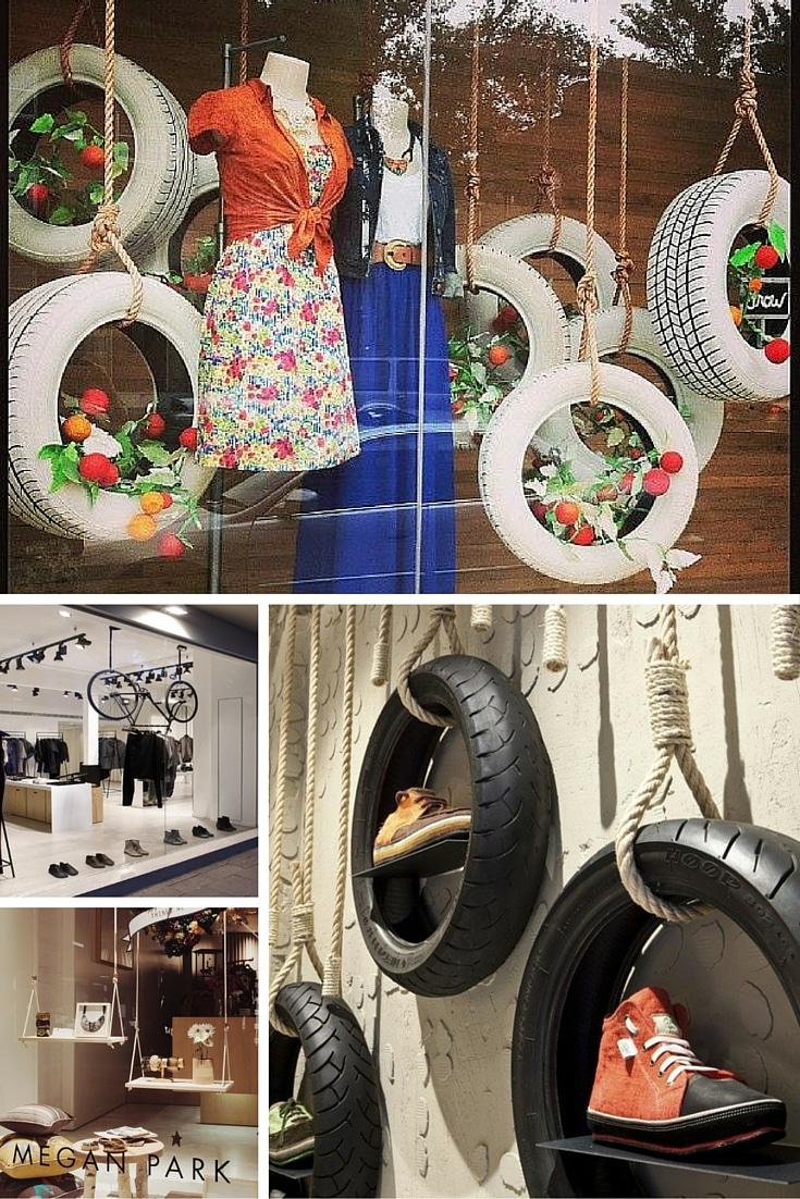concevoir une vitrine de magasin volet 1. Black Bedroom Furniture Sets. Home Design Ideas