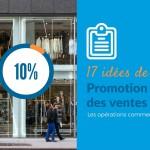 17 idées de promotion des ventes