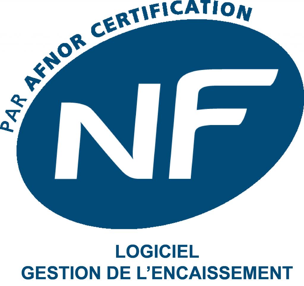 Certificat NF 525 logiciel caisse XL POS